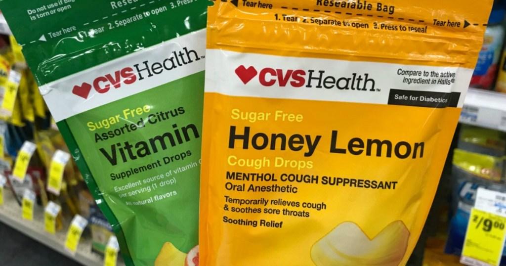 CVS Health Cough Drops
