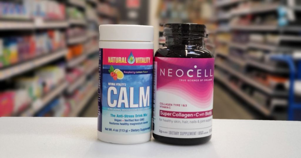 Calm and neocell in walmart