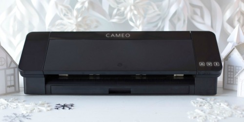 Silhouette Cameo 4 Bundle Only $224.99 Shipped on Amazon (Regularly $300)