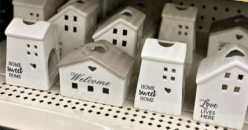Candle Holders at Dollar Tree