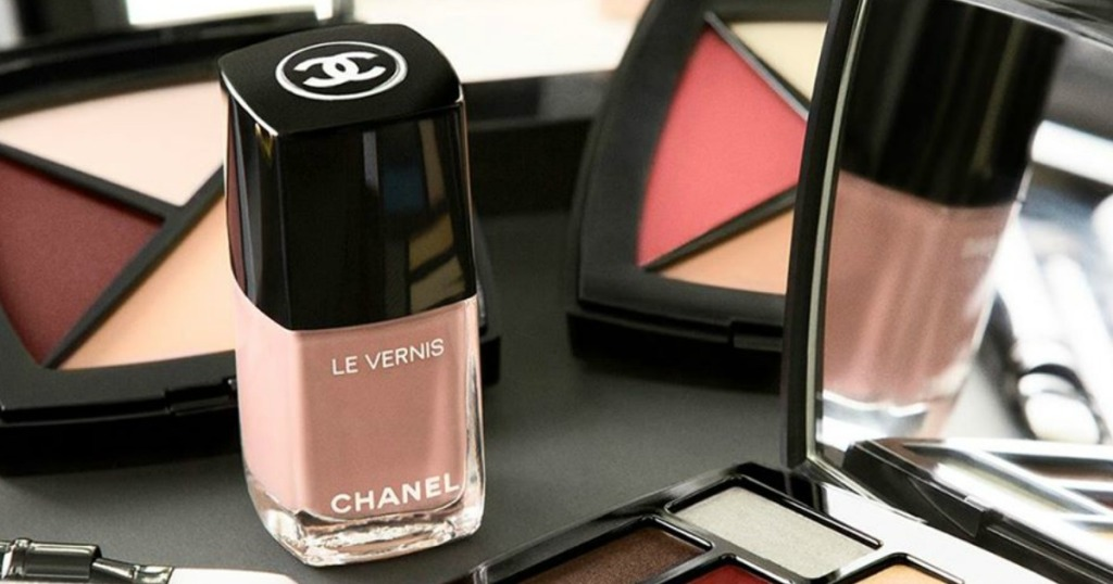 Chanel Nail Color and Cosmetics