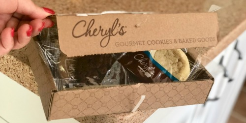 Cheryl's Cookies 12-Piece Set Only $6.99 + More