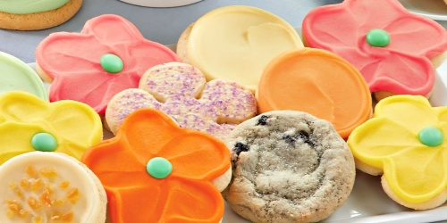 Cheryl's Cookies 6-Piece Sampler AND $10 Reward Card Only $9.99 Shipped