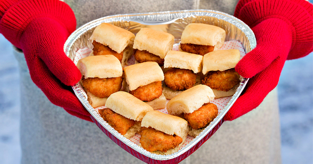 Chick-Fil-A Valentine's Day Nuggets