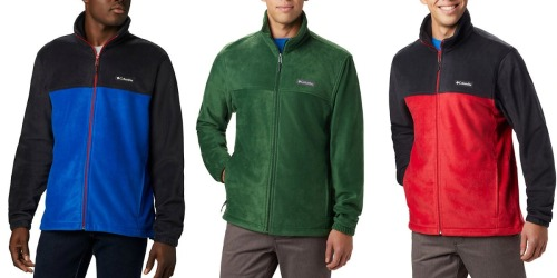 Columbia Fleece Jackets & Vests as Low as $19.90 Shipped
