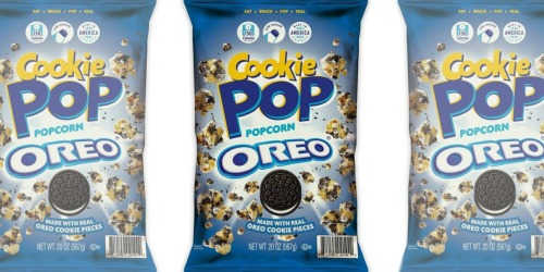 New Cookie Pop OREO Popcorn Available at Sam's Club January 21st