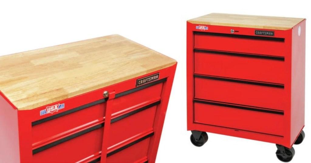 Craftsman tool cabinet