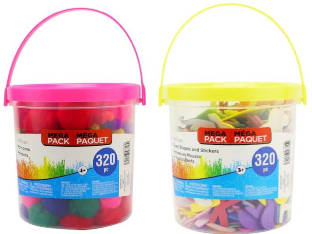 Michaels Kids Craft Buckets