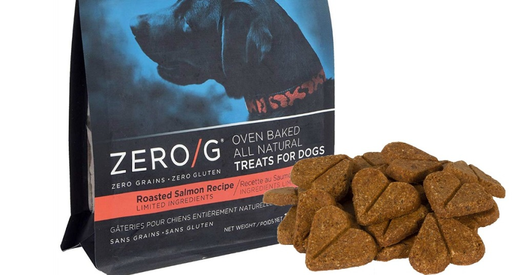 Darfur Salmon Dog Treats