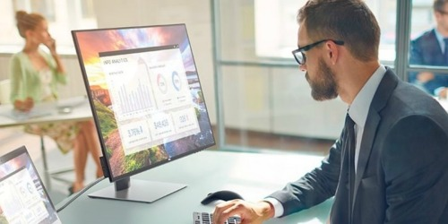 Dell UltraSharp 27 InfinityEdge Monitor Only $237.59 Shipped (Regularly $600)