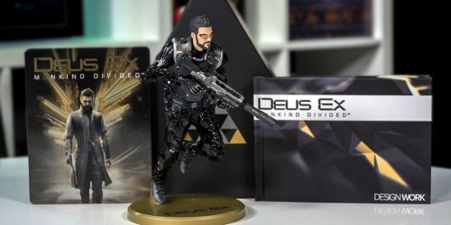 Deus Ex: Mankind Divided Collector's Edition for Xbox One Only $19.95 at Amazon (Regularly $70)