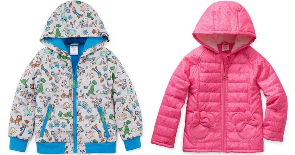 Disney Kids jackets