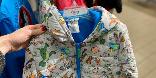 Disney Winter Jackets as low as $18.99 at JCPenney