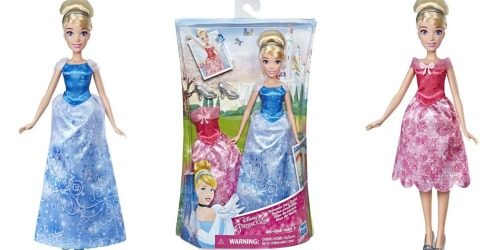Disney Princess Summer Day Styles Cinderella Doll Set Only $6.61 on Amazon (Regularly $15)