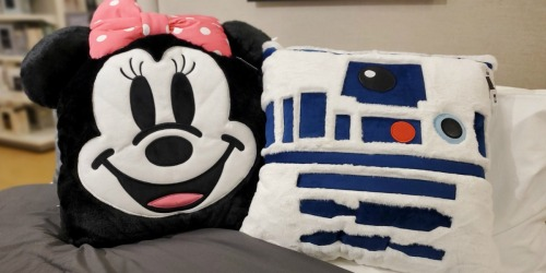 The Big One Disney Critter Pillows as Low as $12.59 (Regularly $40) + Free Shipping for Kohl's Cardholders