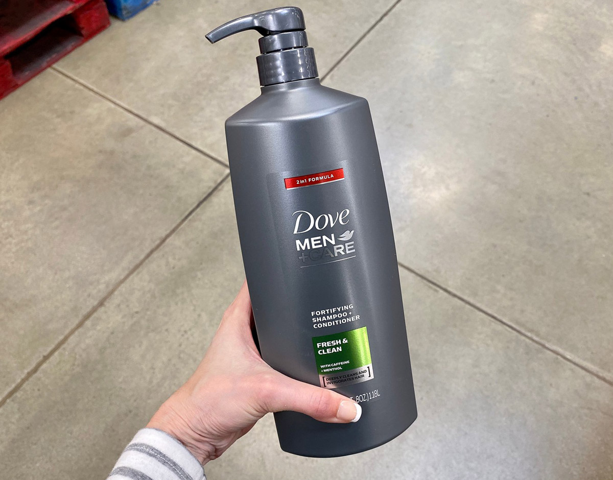 Dove Men Care Shampoo Conditioner