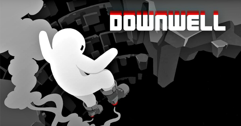 Downwell Nintendo Switch Digital Download