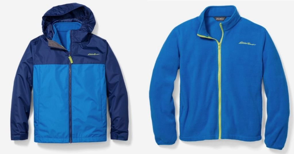 Eddie Bauer 3-in-1 Coats