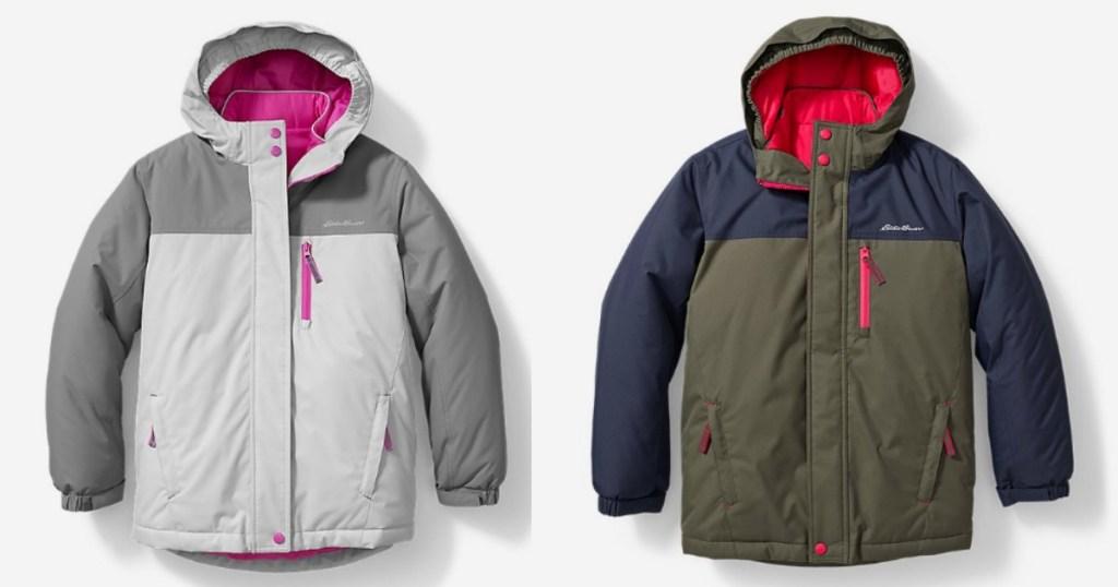 Eddie Bauer 3-in-1 Snow Coats
