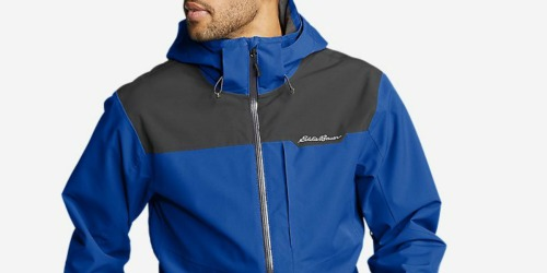 Eddie Bauer Men's & Women's All-Mountain Stretch Jacket Just $79.60 Shipped (Regularly $199)