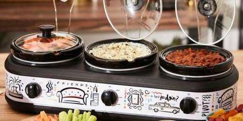Friends + Slow Cooker = New Favorite Kitchen Appliance