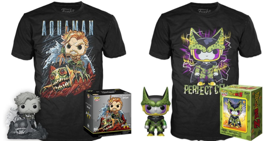 Funko Pop and T-Shirts (3)