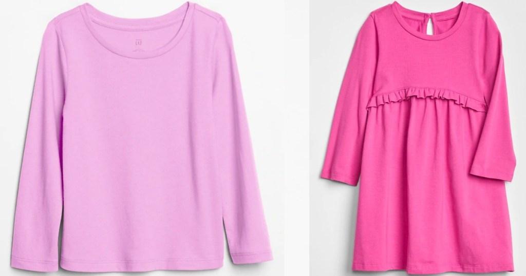 GAP Girls Shirt and Dress