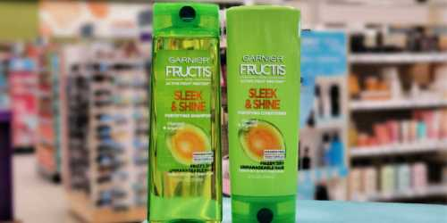 Garnier Fructis Shampoo or Conditioner Only 99¢ at Walgreens