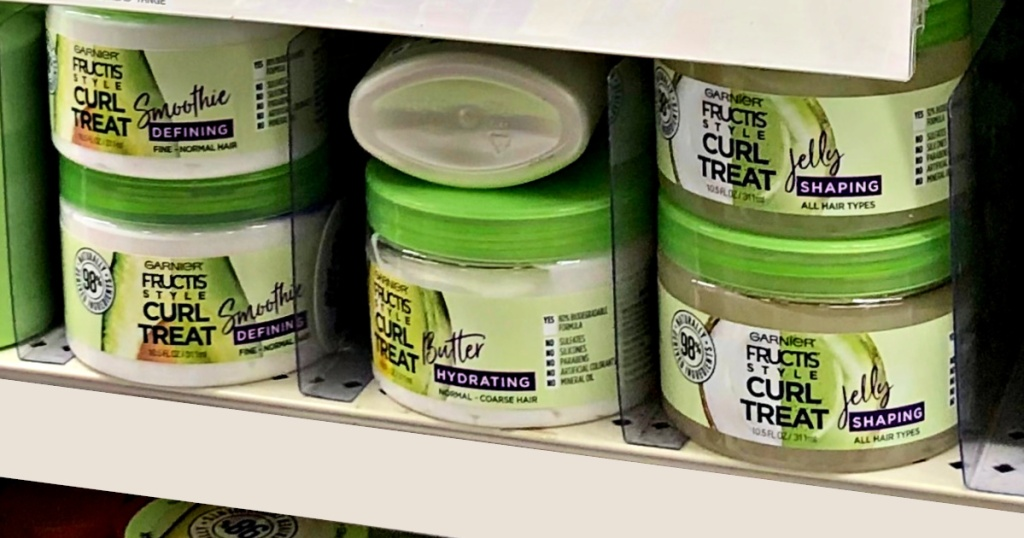 Garnier Fructis Stylers for Curls