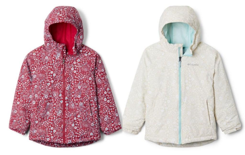 Columbia Girls' Flower Flakes Jacket