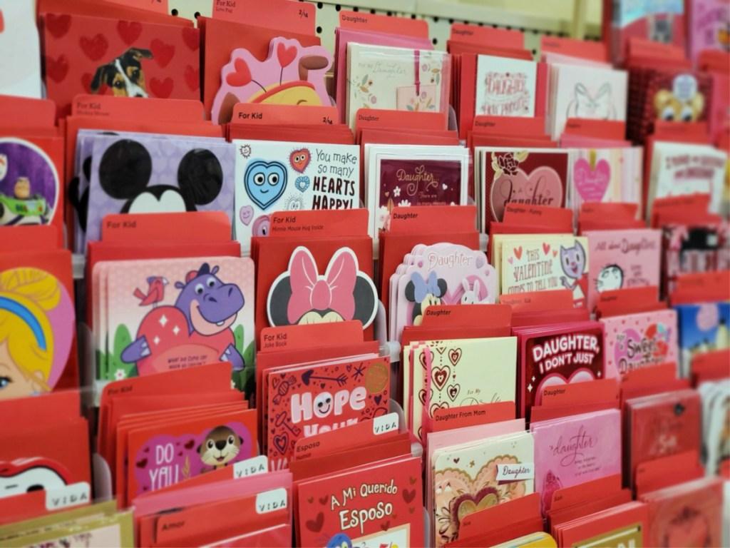 Hallmark Valentine's Day Cards in store