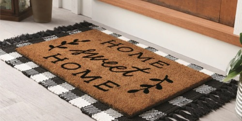 Sonoma Goods for Life Doormat Only $10.49 Shipped for Kohl's Cardholders