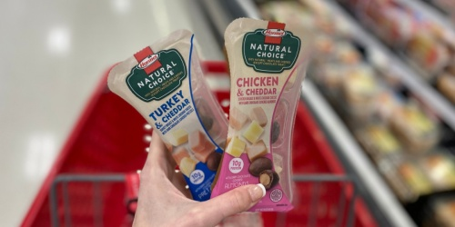 Hormel Natural Choice Snacks Just 69¢ at Target (Regularly $1.59)