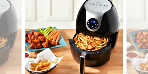 Insignia 5.8-Quart Digital Air Fryer Only $49.99 Shipped at Best Buy (Regularly $120)