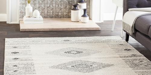 ALL 5′ x 7′ Area Rugs Under $50 at Zulily (Regularly $125+) | Over 100 Options