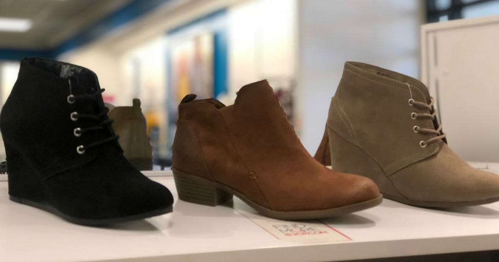 JCPenney Boots