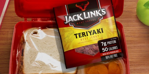 Jack Link's Beef Jerky 20-Count Box Just $11.91 Shipped on Amazon