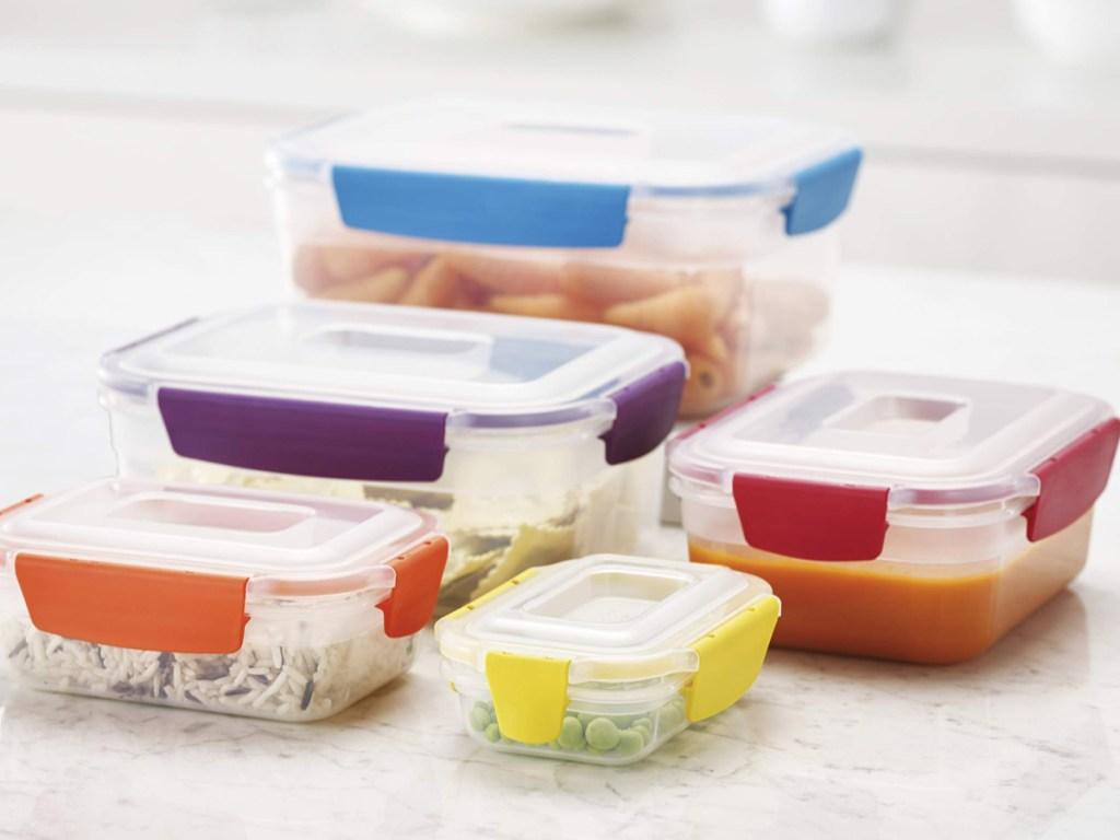 Joseph Joseph Nesting Food Storage Containers