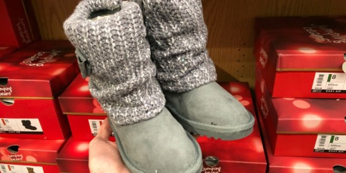 Jumping Beans Toddler Girls Boots as Low as $10 Per Pair Shipped (Regularly $40) at Kohl's