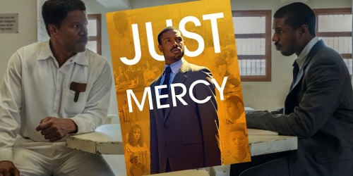 Buy 1, Get 1 FREE Just Mercy Movie Ticket at Atom Tickets