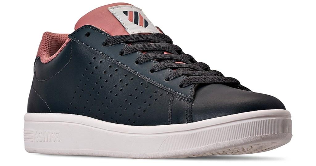 K-Swiss Women's Court Casper Casual Sneakers