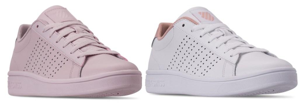 K-Swiss Women's Court Casper Casual Sneakers2