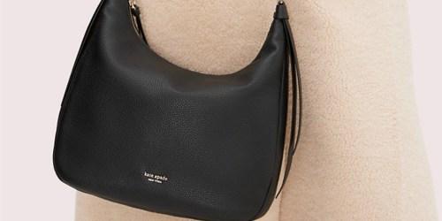 Kate Spade Large Hobo Handbag Only $125 Shipped (Regularly $348) + More
