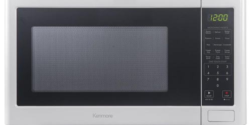 Kenmore Microwave Oven Only $64.94 Shipped at Sears + $15 in Shop Your Way Reward Points