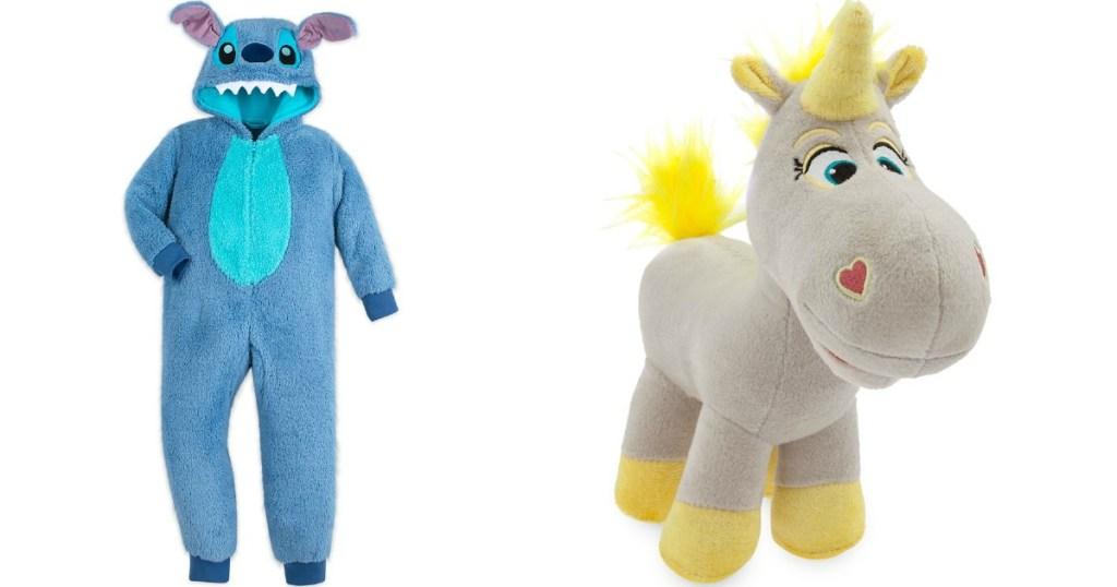 Kids Stitch Costume and Plush