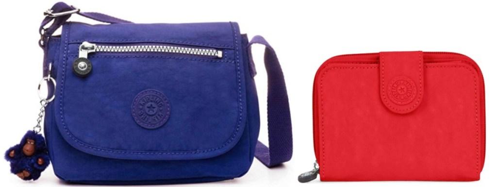 Kipling Sabian Purse Bag & Wallet