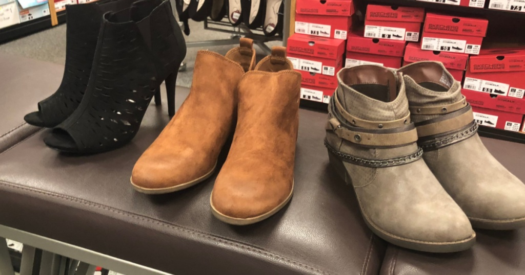 Kohl's Women's booties