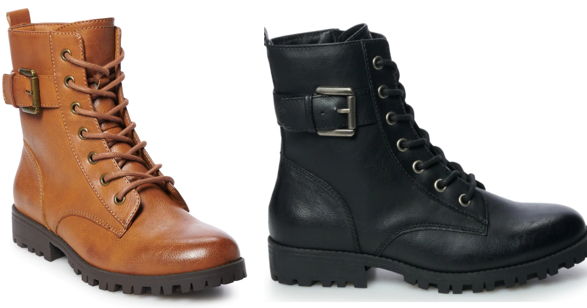 Women's Boots as Low as $14.39