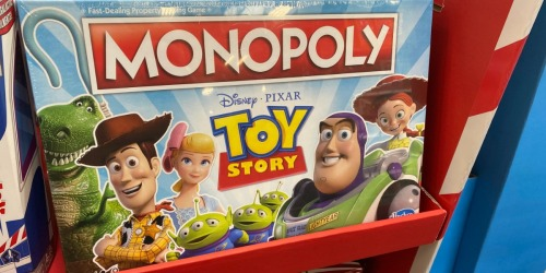 Monopoly Disney Toy Story Board Game Only $8.99 on Walmart