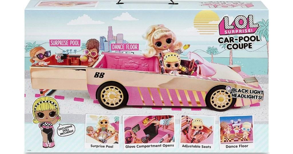 L.O.L. Surprise! Car-Pool Coupe